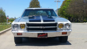 For Sale:  1970 Chevelle Wagon
