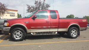 IIMMACULATE 2003 Ford F-150 EXT CAB XTR  4X4