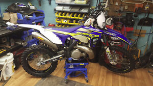 2015 Sherco SER 300 Factory edition
