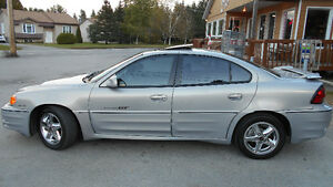 2000 Pontiac Grand Am GT Berline