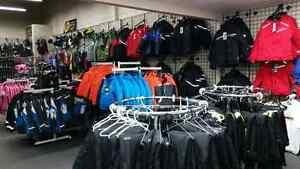 ORPS Parts BIG Winter Clothing Sale At SLEDARAMA