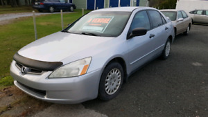 Honda Accord 2003 -manuel-