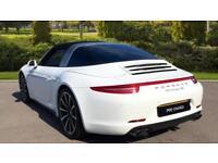 2014 Porsche 911 4S Targa 2dr PDK Automatic Petrol Coupe