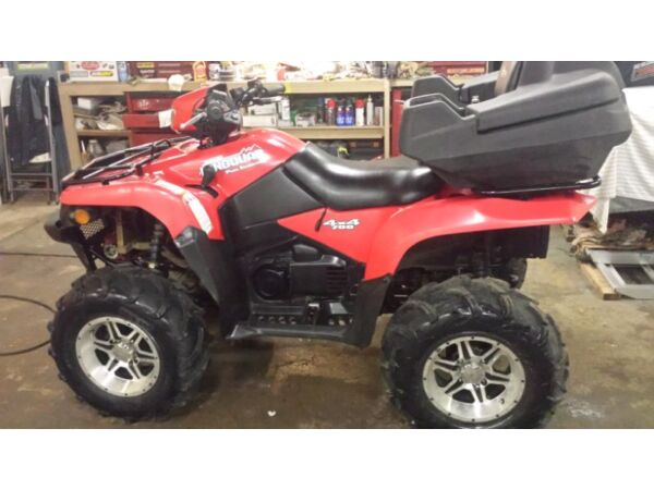 Used 2006 Suzuki KING QUAD