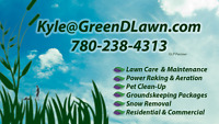 Beaumont/Sherwood Park Lawn Service - 10% off in this area!