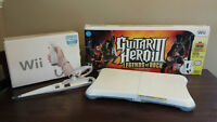 Wii - lots of accessories and games included!!