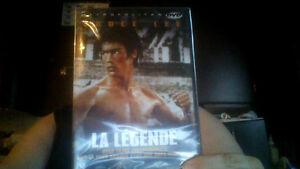 dvd neuf,Bruce Lee,2 film,kung fu,karaté,wing chun,art-martiaux