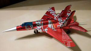 Coke Fighter Jet model Belleville Belleville Area image 3
