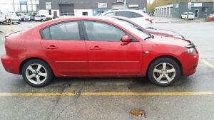 2005 Mazda Mazda3 Other