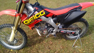 Honda Crf250R 2008 mint condition