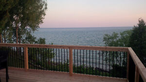 Lake Erie Cottage Rental near Peacock Point- Available Sept/ Oct