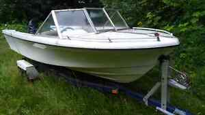 20' boat for sale or trade
