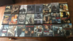 Movies - dvds and blue rays