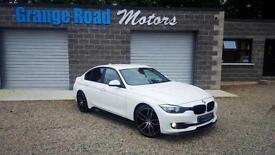 2013 63 BMW 3 SERIES 2.0 320D XDRIVE SPORT 4D 181 BHP DIESEL