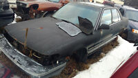 Parting out 1991 Toyota Cressida MX83