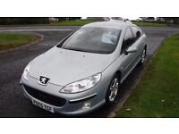 Peugeot 407 2.0HDi 2005 SE,Alloys Air Con,Very Clean Condition,Long MOT
