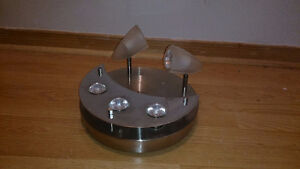 5-light ceiling light - 2 available