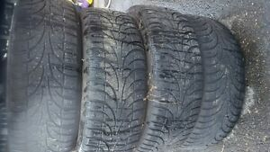 4 Winter Tires and rims 205/55/R16