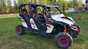 trade 2014 can am maverick for muscle car