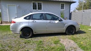 Car: Ford Focus SES--2009--4--door coupe for sale
