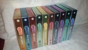 Naruto Dvd boxsets Season 1 - 10