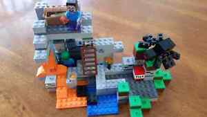 Lego Minecraft The Cave #21113