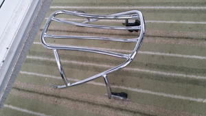 Harley Detachable Solo Rack