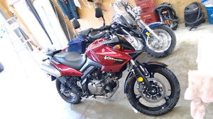 2007 Vstrom 650 Like new Condition