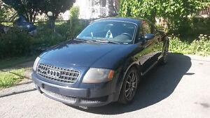 2003 Audi TT Quattro Coupé Manuelle 6 vitesses