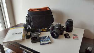 Camera, Nikon D7000 & Accessories. Best Offer