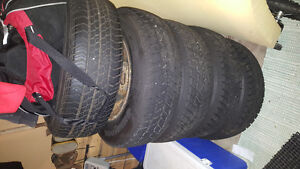 4 brand new tires with spare Cambridge Kitchener Area image 3
