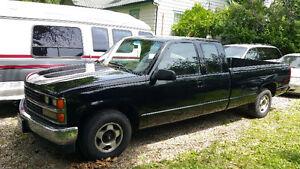 1988 Chevrolet Silverado 6.2 Diesel
