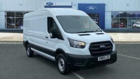2020 Ford Transit 350 L3 Diesel Rwd 2.0 EcoBlue 130ps H2 Leader Van Medium Roof