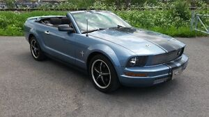 2006 Ford Mustang pony Convertible  PRIX LIQUIDATION
