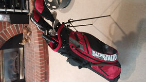 Wilson clubs used 4 times $150 obo