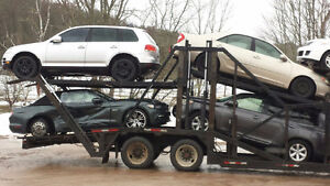 Do you need to transport your car? Great Rates!!!