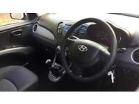 2013 Hyundai i10 1.2 Active 5dr Manual Petrol Hatchback
