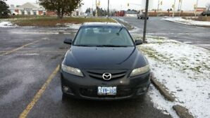 2007 Mazda 6, Grand Touring V6, heated leather seats, etc.
