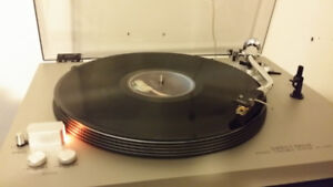 Sony PS-3300 Turntable Vintage 1976 Home Stereo