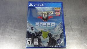 14 XBOX 360 GAMES, STEEP FOR PS4, FOR HONOR XBOX, HALO