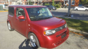 nissan cube 2009 only 157.000km