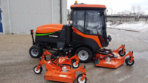 2008 Jacbosen HR9016 16 Foot Wide Area Rotary Mower - 4WD