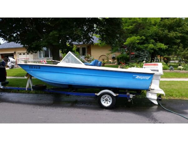 Used 1979 Tempest Marine Bow Ride