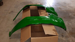 John Deere rear fenders