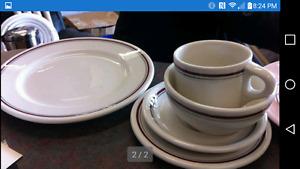 Recherche Vaisselle vitrifié (assiette,bol,tasse) Retro Vintage