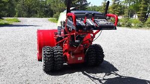 Moving,  must sell 13 hp, 45 inch snowblower