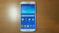 SAMSUNG S4 16GB UNLOCKED!!!!  MINT!!!!