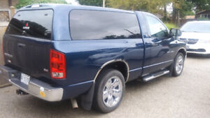 Trade a truly mint 2003 Dodge Ram for Boat / Pontoon