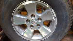 Tires And Rims 265-70-17