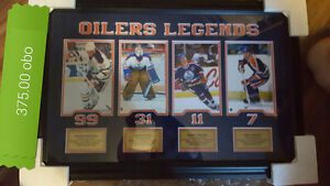 Edm Oilers Legend Picture